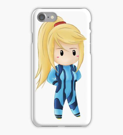 Mini Zero Suit Samus iPhone Case/Skin
