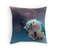 Star voyager Throw Pillow