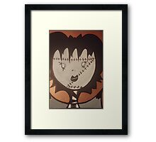 This is Batty Framed Print