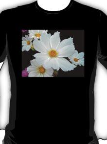 White Cosmos T-Shirt