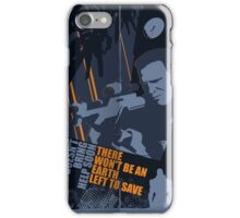 Mass Effect 3: Defence iPhone Case/Skin