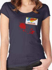 S-Mart Housewares Women's Fitted Scoop T-Shirt