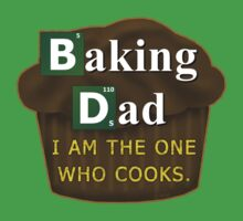 Funny Dad Who Bakes or Cooks Spoof Parody by emkayhess