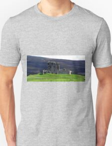 Auchindoun Castle Unisex T-Shirt