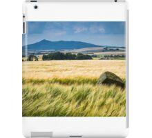 Bennachie, from Bourtie iPad Case/Skin