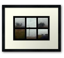 Lost - Polyptych Framed Print