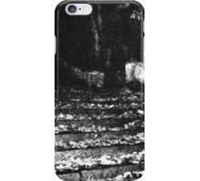 Alone night film grain #3 iPhone Case/Skin