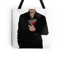 Richard Castle Tote Bag
