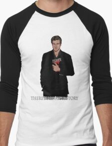 Richard Castle Men's Baseball ¾ T-Shirt