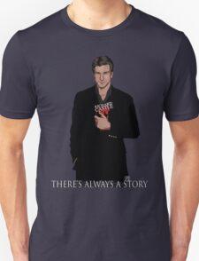Richard Castle T-Shirt