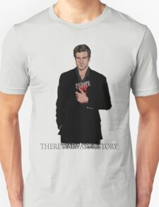 Richard Castle Unisex T-Shirt