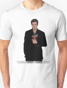 Richard Castle T-Shirt