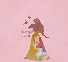 Once Upon A Dream - Aurora Sleeping Beauty - Disney Inspired by still-burning
