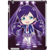 Love Live! - Nozomi Toujou (chibi edit) iPad Case/Skin