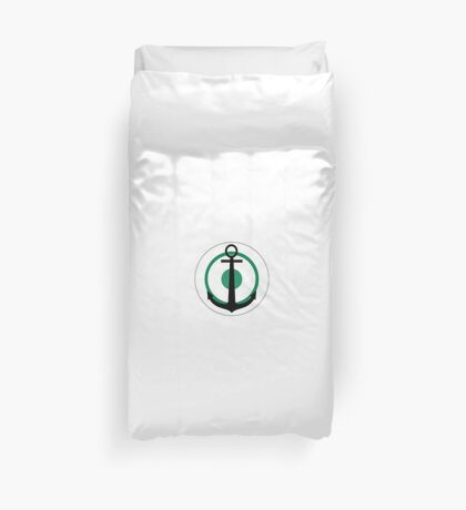Nigerian Navy Air Arm - Roundel Duvet Cover