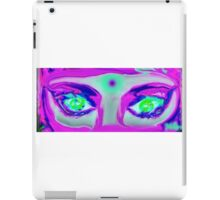 """I'm not your prisoner"" iPad Case/Skin"