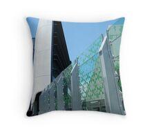 Modern Architecture...  Throw Pillow