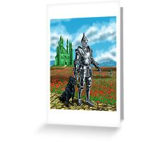 The Quest Greeting Card