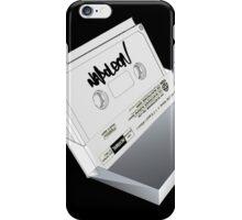 Napoleon Cassette - Black iPhone Case/Skin