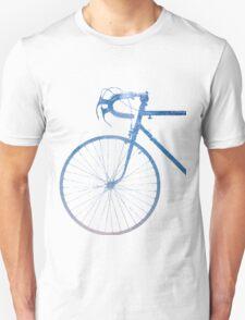 Crescent Bike Galaxy Unisex T-Shirt