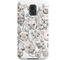 FRENCHIE FEVER Samsung Galaxy Case/Skin