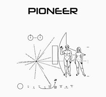 Pioneer Program - Black Ink Unisex T-Shirt