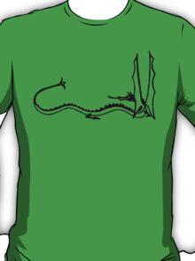 Watercolour Smaug. T-Shirt