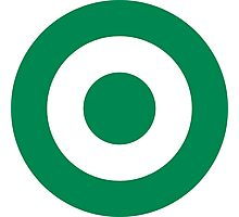 Nigerian Air Force - Roundel Photographic Print