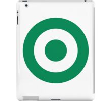 Nigerian Air Force - Roundel iPad Case/Skin