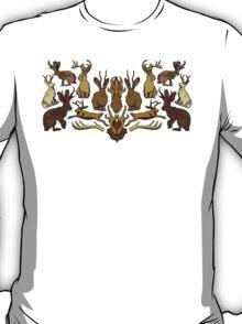 Jackalope Crest T-Shirt