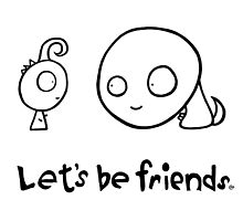 Let's Be Friends by Nicole Whelan