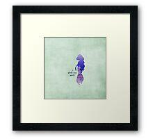 """A Whole New World"" - Jasmine - Aladdin - Disney Inspired Framed Print"