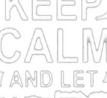 Keep Calm and let Earl handle it -Tshirts & Hoddies Sticker