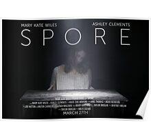 SPORE - Cal Poster
