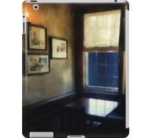 Table in Moonlight and Blue iPad Case/Skin