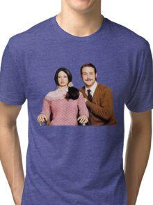 Lars and Bianca Tri-blend T-Shirt