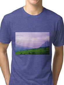 Valley of Vineyards Tri-blend T-Shirt