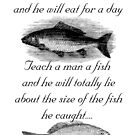 Give A Man A Fish by Steve Harvey