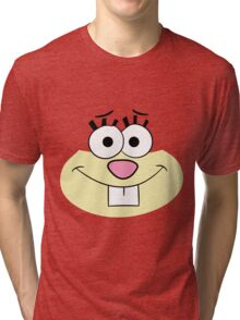 Cheeky Sandy Tri-blend T-Shirt