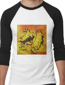"""Savannah"" original artwork by Laura Tozer Men's Baseball ¾ T-Shirt"