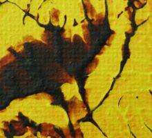"""Savannah"" original artwork by Laura Tozer Sticker"