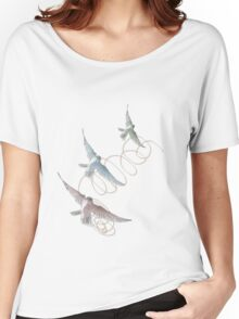 Fly Away Tee Women's Relaxed Fit T-Shirt