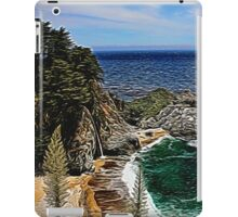 McWay Cove Painted iPad Case/Skin