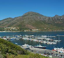 Hout Bay Pano by Macky