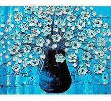 Ocean Blossoms Photographic Print