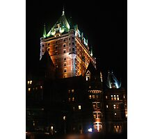 Quebec City Photographic Print