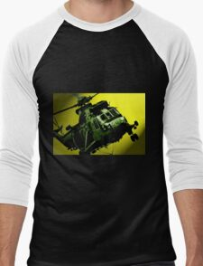 Sea King commando helicopter in action  T-Shirt