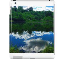 Mirror lake iPad Case/Skin