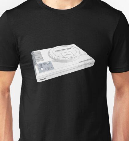 Napoleon Sega - Black Unisex T-Shirt