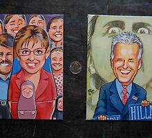 Palin Russian Doll, Biden trumps Hillary by OscarEA